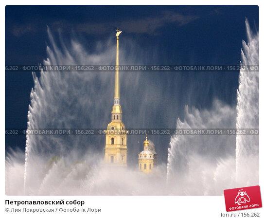 Петропавловский собор, фото № 156262, снято 14 сентября 2006 г. (c) Лия Покровская / Фотобанк Лори