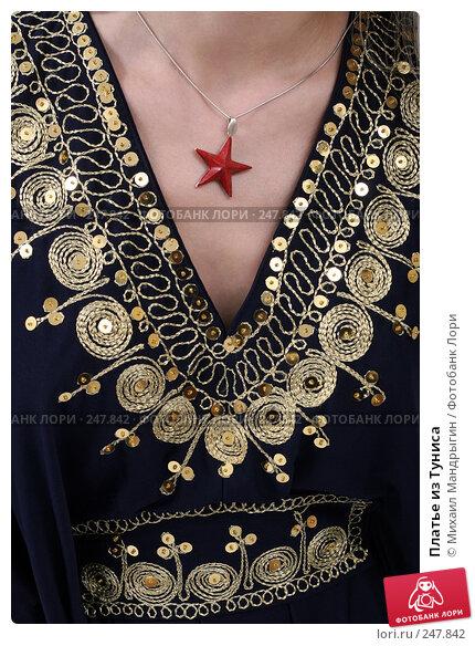 Платье из Туниса, фото № 247842, снято 8 апреля 2008 г. (c) Михаил Мандрыгин / Фотобанк Лори