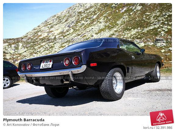 Купить «Plymouth Barracuda», фото № 32391986, снято 14 сентября 2019 г. (c) Art Konovalov / Фотобанк Лори