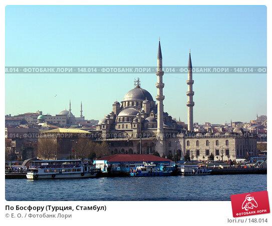 Купить «По Босфору (Турция, Стамбул)», фото № 148014, снято 14 апреля 2007 г. (c) Екатерина Овсянникова / Фотобанк Лори
