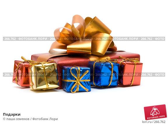 Подарки, фото № 266762, снято 24 марта 2008 г. (c) паша семенов / Фотобанк Лори