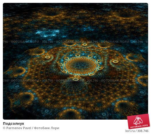 Подсолнух, иллюстрация № 308746 (c) Parmenov Pavel / Фотобанк Лори