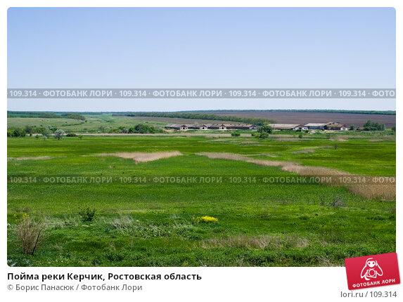 Пойма реки Керчик, Ростовская область, фото № 109314, снято 18 мая 2006 г. (c) Борис Панасюк / Фотобанк Лори