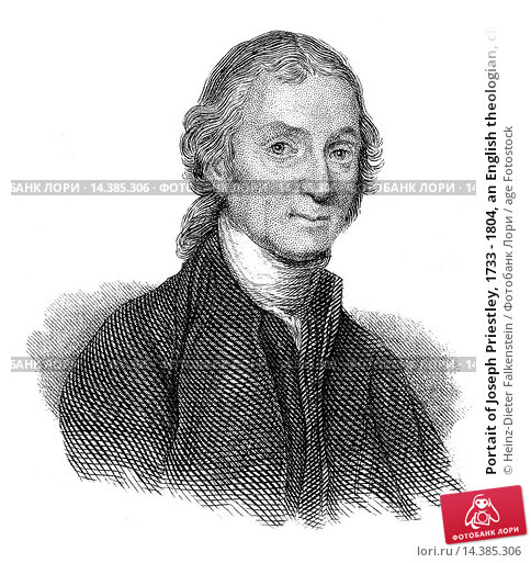 a biography of joseph priestly a chemist and natural philosopher Joseph priestley (13 march 1733 – 6 february 1804) was an 18th-century english theologian, dissenting clergyman, natural philosopher, educator, and political theorist who published over 150 works.