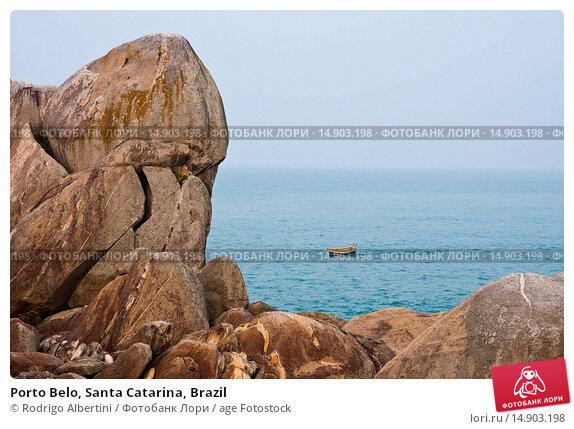 Купить «Porto Belo, Santa Catarina, Brazil», фото № 14903198, снято 28 августа 2010 г. (c) age Fotostock / Фотобанк Лори