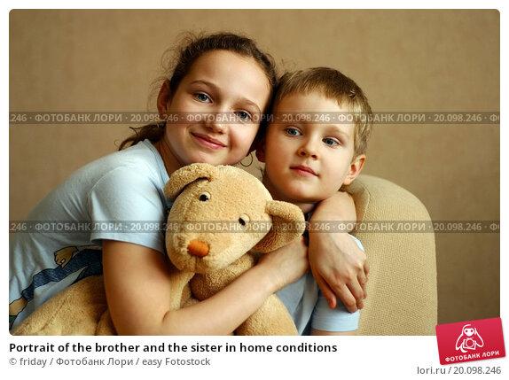 брат тархается с сестрой фото