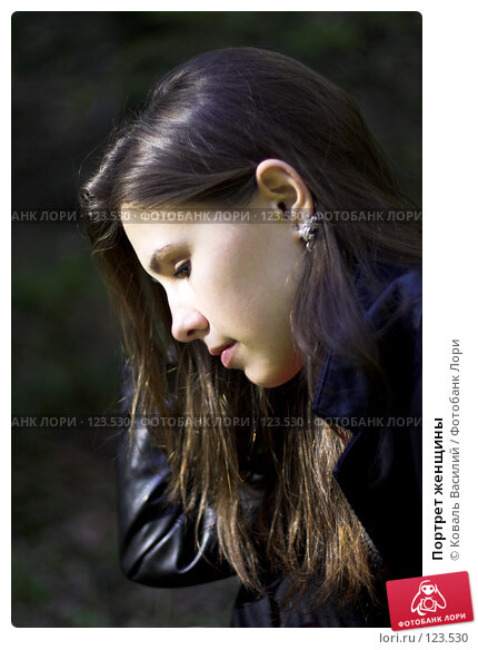 Портрет женщины, фото № 123530, снято 26 октября 2016 г. (c) Коваль Василий / Фотобанк Лори
