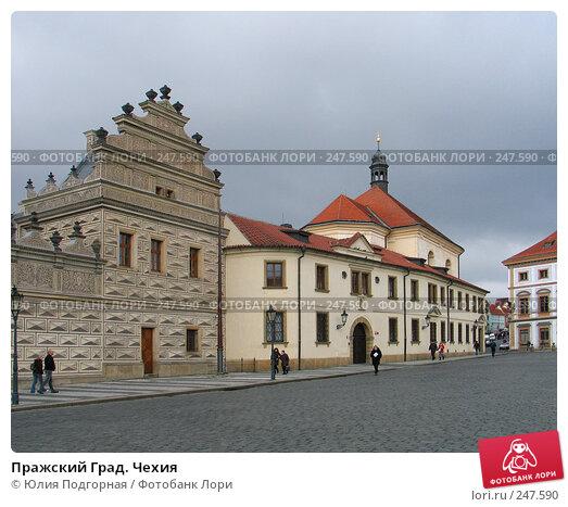 Купить «Пражский Град. Чехия», фото № 247590, снято 17 марта 2008 г. (c) Юлия Селезнева / Фотобанк Лори
