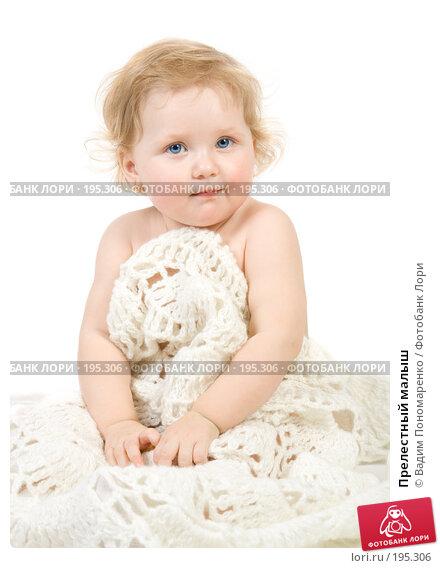 Купить «Прелестный малыш», фото № 195306, снято 19 января 2008 г. (c) Вадим Пономаренко / Фотобанк Лори