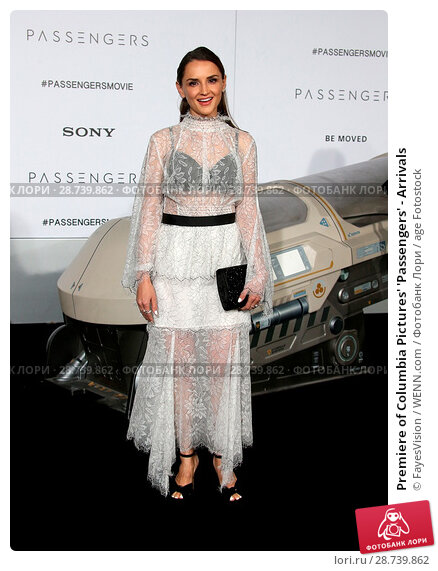 Купить «Premiere of Columbia Pictures' 'Passengers' - Arrivals Featuring: Rachael Leigh Cook Where: Westwood, California, United States When: 15 Dec 2016 Credit: FayesVision/WENN.com», фото № 28739862, снято 15 декабря 2016 г. (c) age Fotostock / Фотобанк Лори