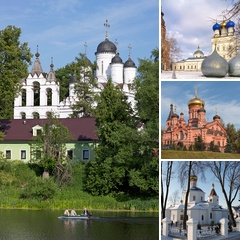 Альбом: RM Temples of Moscow Region. A3