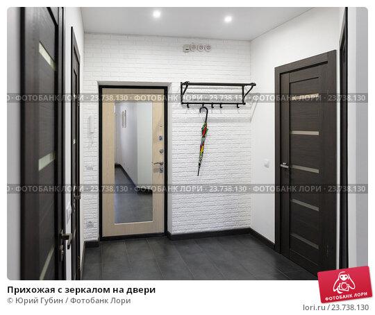 стальные двери с зеркалом коридор времени