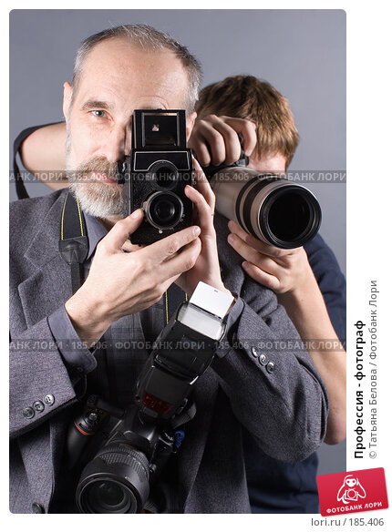 Профессия - фотограф, фото № 185406, снято 9 сентября 2007 г. (c) Татьяна Белова / Фотобанк Лори