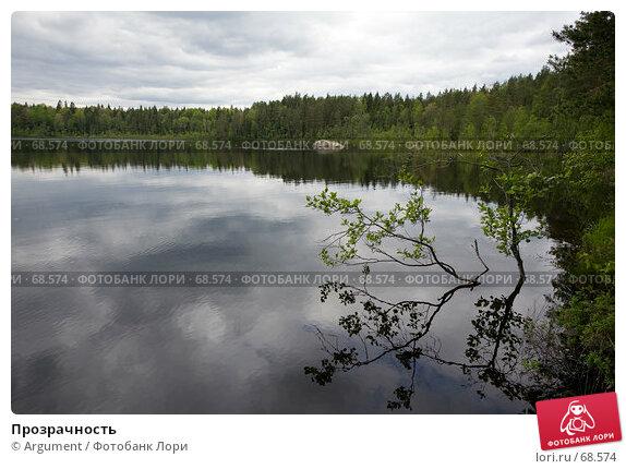 Прозрачность, фото № 68574, снято 11 июня 2007 г. (c) Argument / Фотобанк Лори