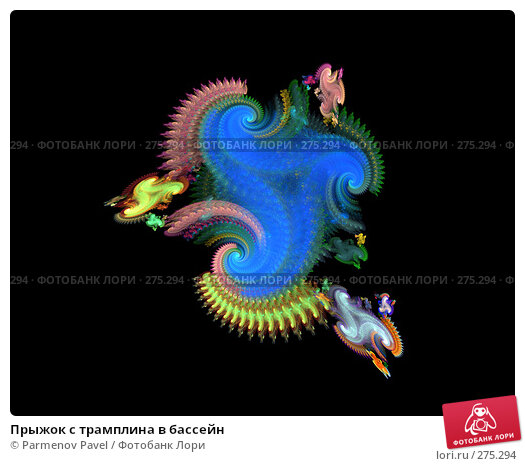 Прыжок с трамплина в бассейн, иллюстрация № 275294 (c) Parmenov Pavel / Фотобанк Лори