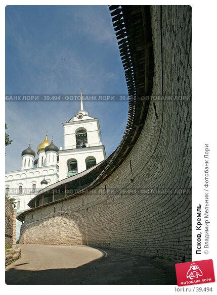 Псков, Кремль, фото № 39494, снято 6 июля 2006 г. (c) Владимир Мельник / Фотобанк Лори