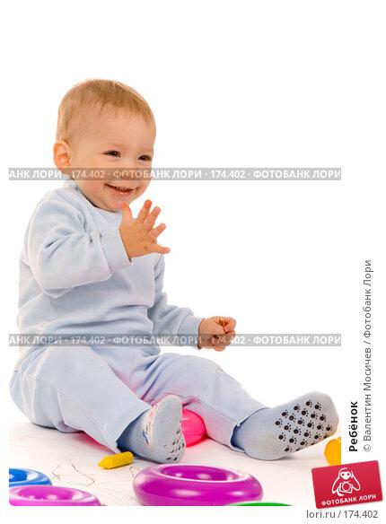 Ребёнок, фото № 174402, снято 8 января 2008 г. (c) Валентин Мосичев / Фотобанк Лори