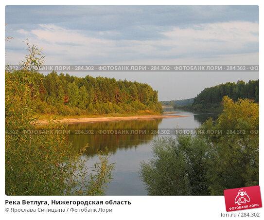 Купить «Река Ветлуга, Нижегородская область», фото № 284302, снято 2 сентября 2006 г. (c) Ярослава Синицына / Фотобанк Лори