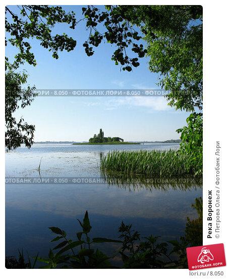 Река Воронеж, фото № 8050, снято 4 июня 2006 г. (c) Петрова Ольга / Фотобанк Лори