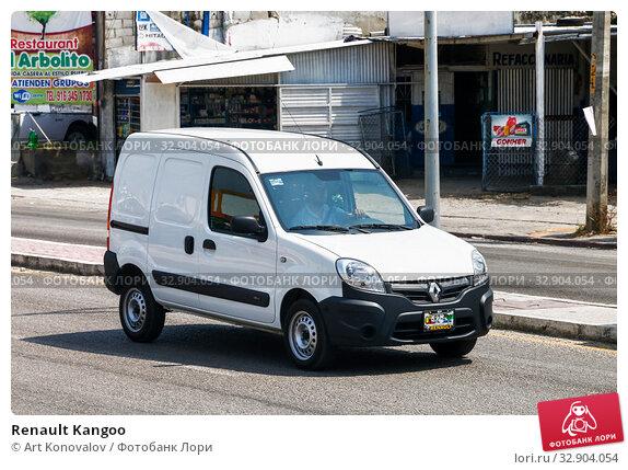 Renault Kangoo (2017 год). Редакционное фото, фотограф Art Konovalov / Фотобанк Лори