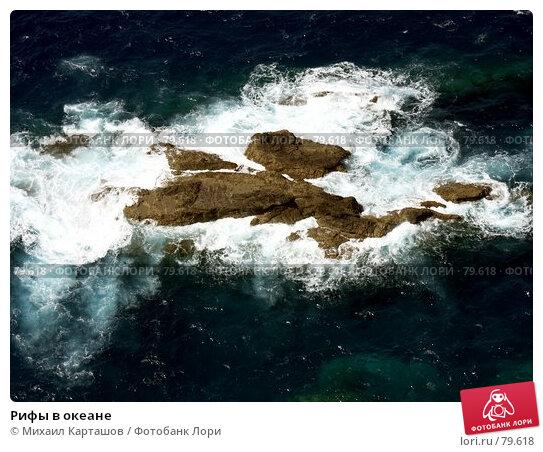 Рифы в океане, эксклюзивное фото № 79618, снято 5 августа 2007 г. (c) Михаил Карташов / Фотобанк Лори