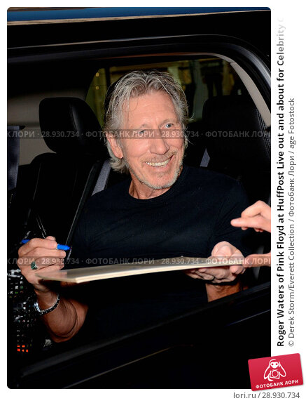 Купить «Roger Waters of Pink Floyd at HuffPost Live out and about for Celebrity Candids _ MON, Sheen Center for Thought and Culture, New York, NY September 14, 2015. Photo By: Derek Storm/Everett Collection», фото № 28930734, снято 14 сентября 2015 г. (c) age Fotostock / Фотобанк Лори