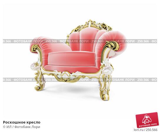 Купить «Роскошное кресло», иллюстрация № 250566 (c) ИЛ / Фотобанк Лори