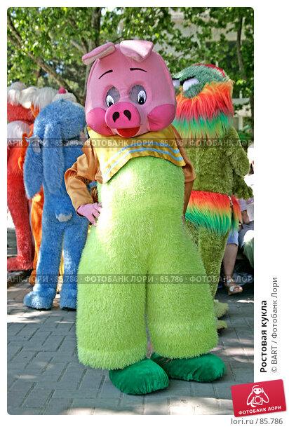 Ростовая кукла, фото № 85786, снято 10 июня 2007 г. (c) BART / Фотобанк Лори