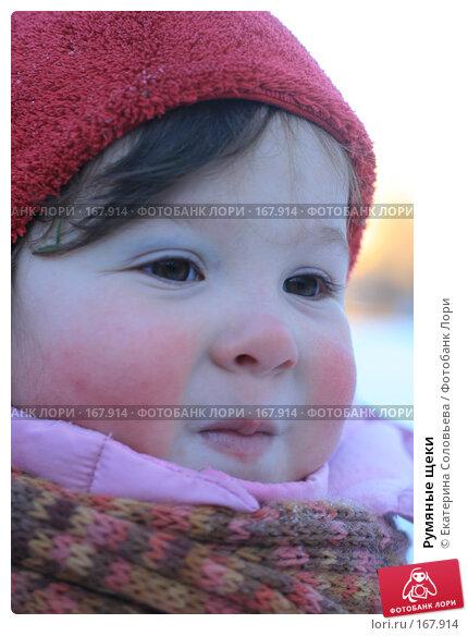 Румяные щеки, фото № 167914, снято 4 января 2008 г. (c) Екатерина Соловьева / Фотобанк Лори