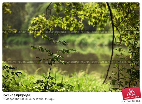 Купить «Русская природа», фото № 98394, снято 22 августа 2007 г. (c) Морозова Татьяна / Фотобанк Лори