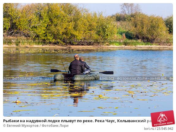 по реке на лодке нижегородская