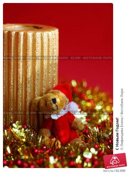 С Новым Годом!, фото № 92090, снято 1 октября 2007 г. (c) Лифанцева Елена / Фотобанк Лори