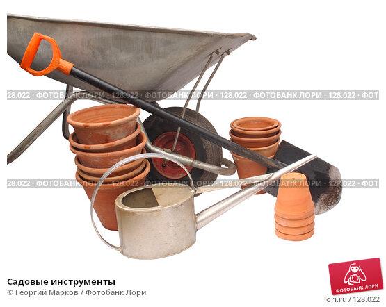 Садовые инструменты, фото № 128022, снято 15 ноября 2006 г. (c) Георгий Марков / Фотобанк Лори