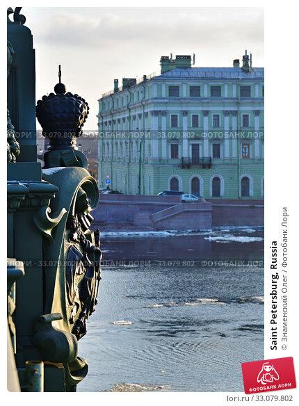 Купить «Saint Petersburg, Russia», фото № 33079802, снято 31 января 2020 г. (c) Знаменский Олег / Фотобанк Лори