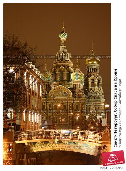 Санкт-Петербург. Собор Спаса на Крови, фото № 207934, снято 17 декабря 2005 г. (c) Александр Секретарев / Фотобанк Лори