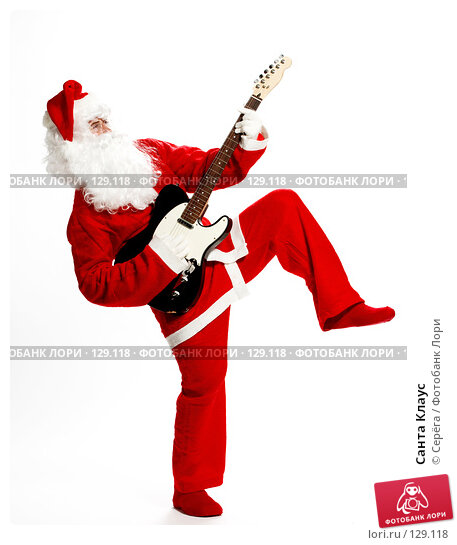Купить «Санта Клаус», фото № 129118, снято 16 сентября 2007 г. (c) Серёга / Фотобанк Лори