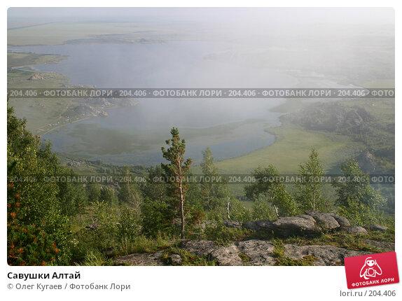 Савушки Алтай, фото № 204406, снято 25 июля 2004 г. (c) Олег Кугаев / Фотобанк Лори