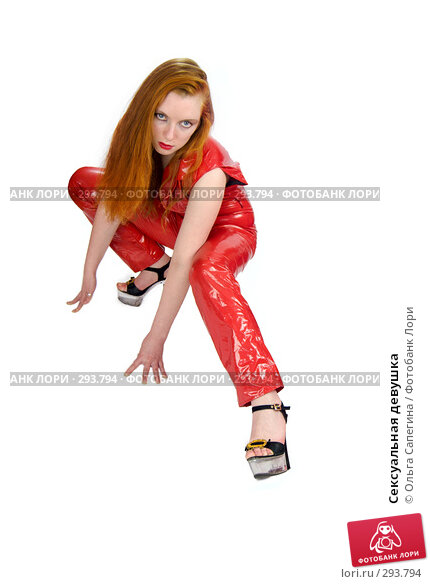 Сексуальная девушка, фото № 293794, снято 19 апреля 2008 г. (c) Ольга Сапегина / Фотобанк Лори