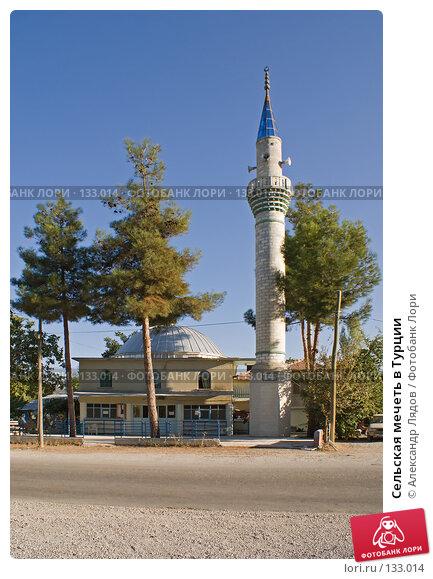 Сельская мечеть в Турции, фото № 133014, снято 17 сентября 2007 г. (c) Александр Лядов / Фотобанк Лори