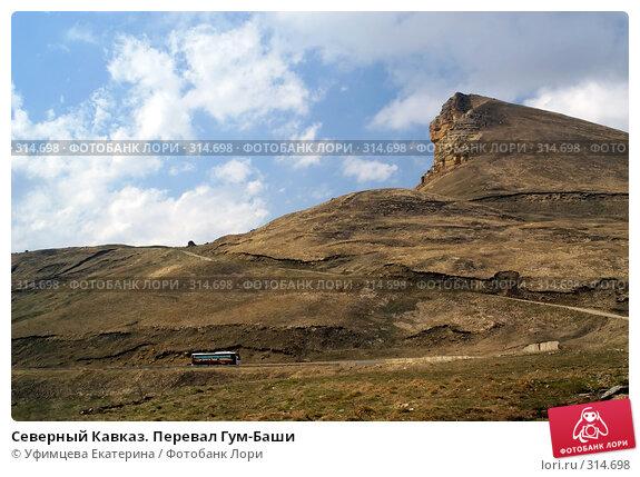 Купить «Северный Кавказ. Перевал Гум-Баши», фото № 314698, снято 23 апреля 2018 г. (c) Уфимцева Екатерина / Фотобанк Лори