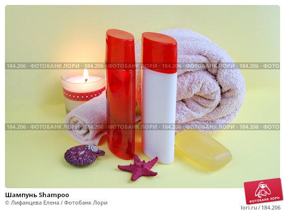 Шампунь Shampoo, фото № 184206, снято 22 января 2008 г. (c) Лифанцева Елена / Фотобанк Лори