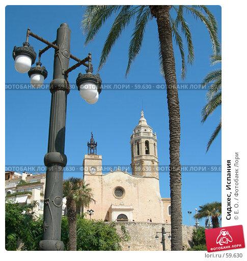 Сиджес, Испания, фото № 59630, снято 20 августа 2006 г. (c) Екатерина Овсянникова / Фотобанк Лори