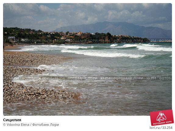 Купить «Сицилия», фото № 33254, снято 28 августа 2006 г. (c) Vdovina Elena / Фотобанк Лори
