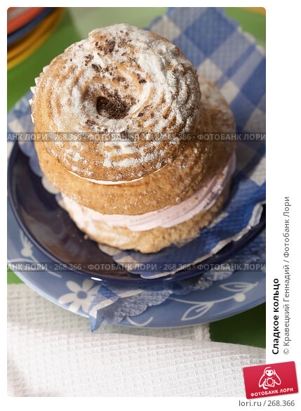 Сладкое кольцо, фото № 268366, снято 3 декабря 2005 г. (c) Кравецкий Геннадий / Фотобанк Лори