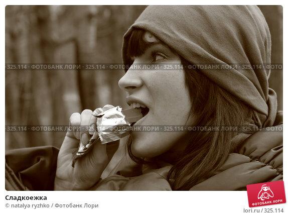Сладкоежка, фото № 325114, снято 22 марта 2008 г. (c) natalya ryzhko / Фотобанк Лори
