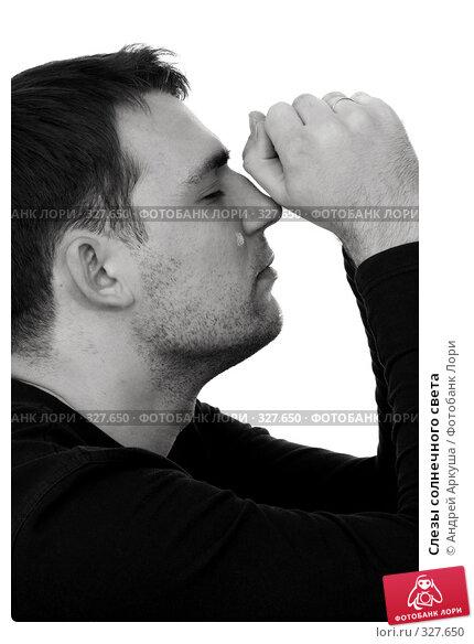 Купить «Слезы солнечного света», фото № 327650, снято 28 декабря 2007 г. (c) Андрей Аркуша / Фотобанк Лори