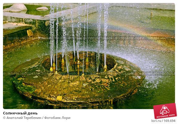 Купить «Солнечный день», фото № 169694, снято 10 августа 2007 г. (c) Анатолий Теребенин / Фотобанк Лори