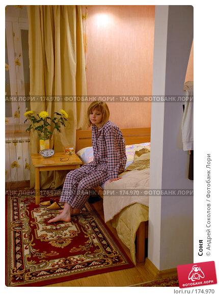 Купить «Соня», фото № 174970, снято 12 января 2008 г. (c) Андрей Соколов / Фотобанк Лори