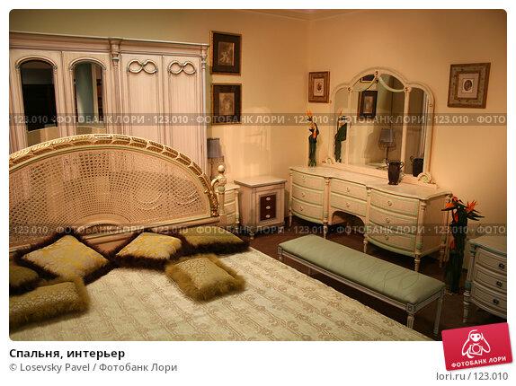 Спальня, интерьер, фото № 123010, снято 24 марта 2006 г. (c) Losevsky Pavel / Фотобанк Лори