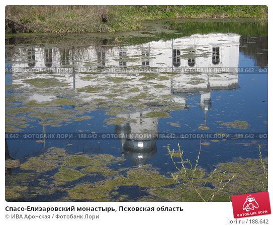 Спасо-Елизаровский монастырь, Псковская область, фото № 188642, снято 7 мая 2007 г. (c) ИВА Афонская / Фотобанк Лори